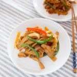 Korean fish cake side dish | MyKoreanKitchen.com