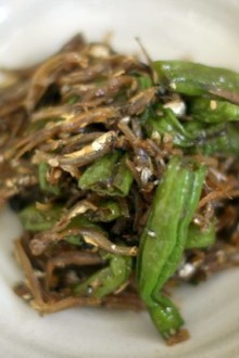 Pan Fried Korean Anchovies (Myulchi Bokkeum) | MyKoreanKitchen.com