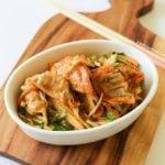 Sweet and Spicy Korean Dumplings | MyKoreanKitchen.com