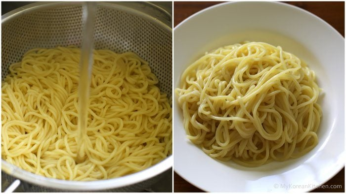how to cook bean noodles