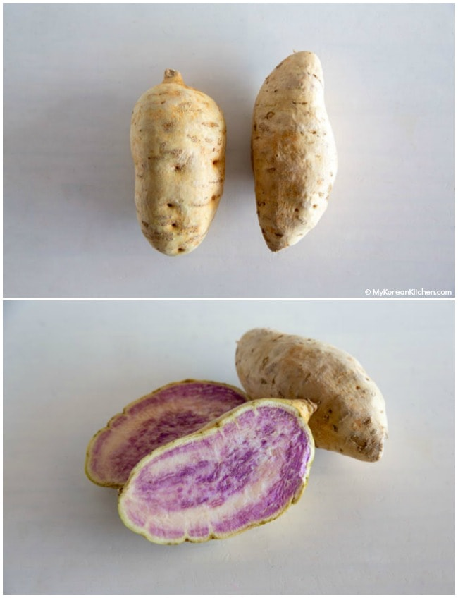 Purple Sweet Potato (Hawaiian Sweet Potato)