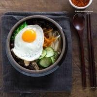 Dolsot Bibimbap | MyKoreanKitchen.com