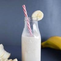 Korean Banana Milk | MyKoreanKitchen.com