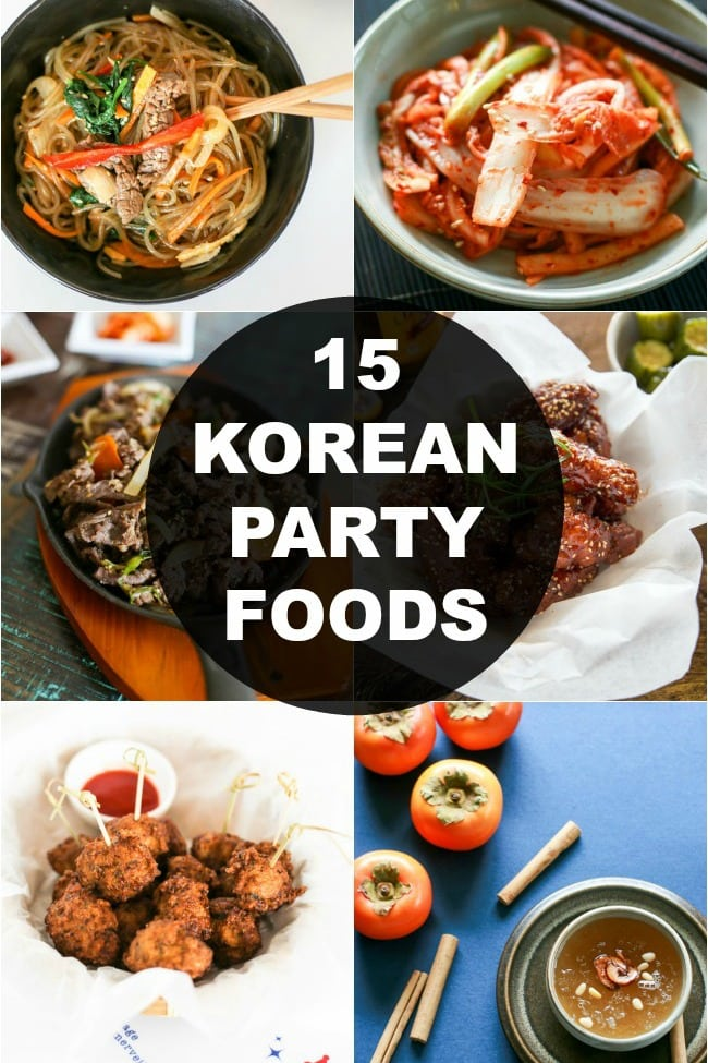 15 Korean Foods That Will Impress Your Party Guests My