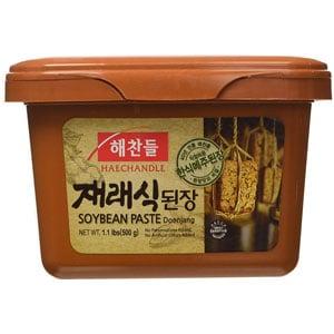 korean soybean paste