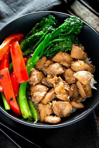 Chicken Bulgogi (Korean BBQ Chicken)